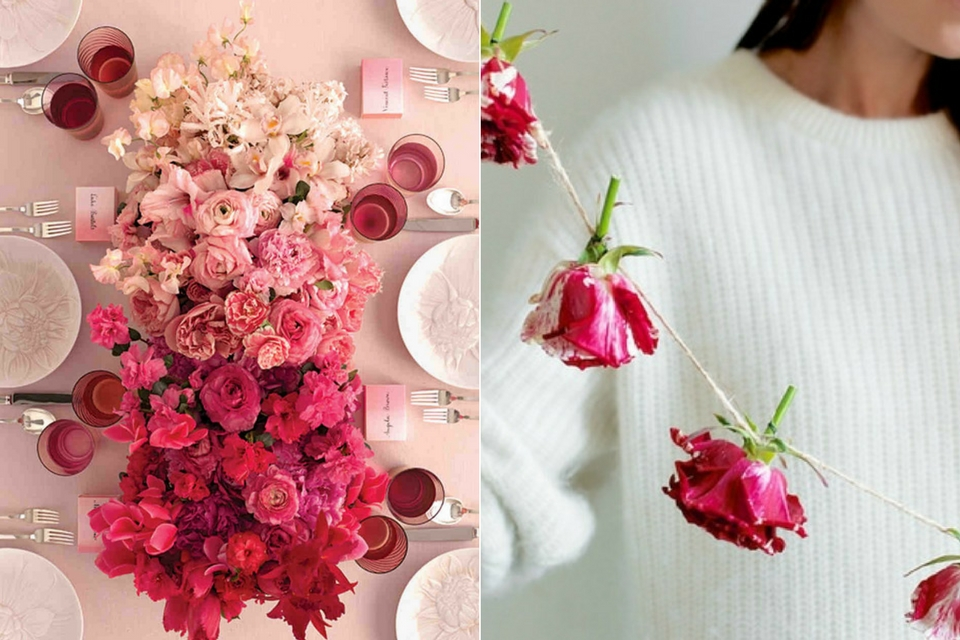 Valentines Floral Ideas